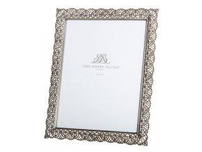 Lene Bjerre - rámeček na fotografii Austin 20 la antic silver