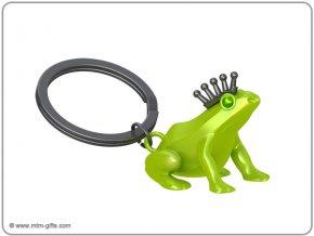 MTM - Klíčenka Žabka zelená
