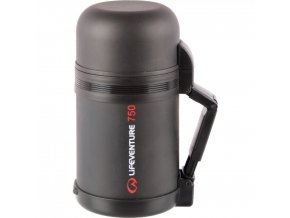 LifeVenture - termoska Wide Mouth Vacuum Flask 750 ml