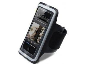 iLuv sportovní pouzdro na ruku pro iPhone 5/5S - černé