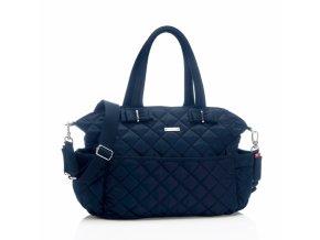 Storksak - přebalovací taška Bobby modrá
