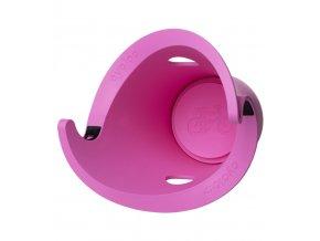 Cycloc - SOLO držák na kolo růžový