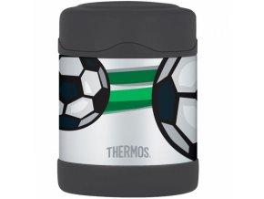 Thermos - Dětská termoska na jídlo - fotbal