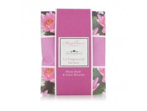 Ashleigh & Burwood LTD - vonné sáčky White Musk & Lotus Blossom
