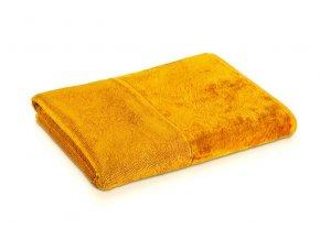 Möve - bambusový ručník zlatý