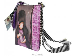 Santoro - taška cross body bag WE CAN ALL SHINE