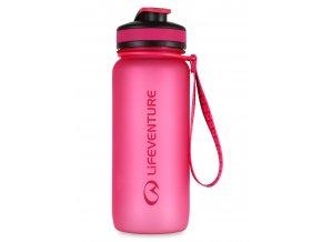 Lifeventure lahev na vodu Tritan Bottle 650ml pink růžová