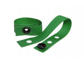 Cycloc gumový strap WRAP zelený