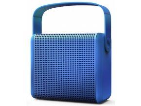 MiPow BOOMAX Bluetooth reproduktor - modrý