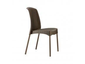 SCAB - plastová židle OLIMPIA
