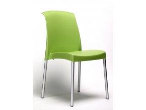 SCAB - plastová židle JENNY