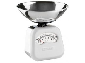 Typhoon - Kuchyňská váha Novo Scales bílá