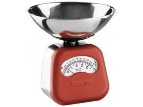 Typhoon - Kuchyňská váha Novo Scales červená