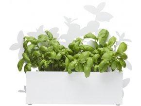 Sagaform - Stojánek na bylinky Form Herb Stand bílý