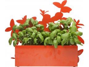 Sagaform - Stojánek na bylinky Form Herb Stand červený