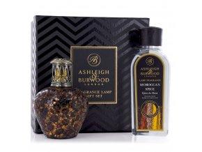 Ashleigh & Burwood LTD - katalytická lampa - DÁRKOVÝ SET AFRICAN QUEEN+VANILLA BOURBON 250ml