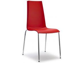 SCAB - plastová židle MANNEQUIN