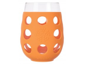 Lifefactory sklenice 500ml 2ks orange