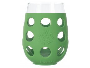 Lifefactory sklenice 500ml 2ks grass green