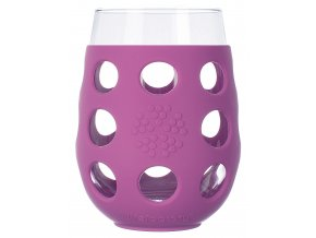 Lifefactory sklenice 500ml 2ks huckleberry