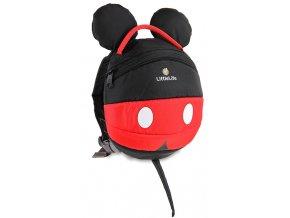LittleLife Disney batůžek Toddler Daysack Mickey