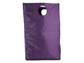 Zone - koš na prádlo Confetti fialový