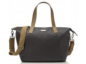 Storksak - multifunkční kabelka NOA Grey