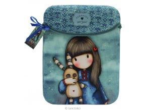 Santoro - pouzdro pro iPad - GORJUSS - HUSH LITTLE BUNNY