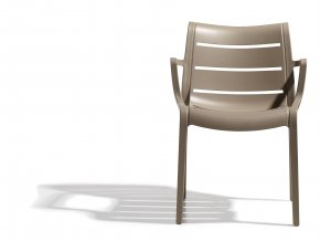 SCAB - plastová židle SUNSET