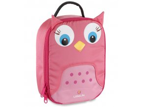 LittleLife svačinový box pro děti Animal Lunch Pack - Sova