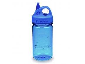 NALGENE - dětská láhev Grip'n Gulp 375 ml Blue