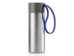 Eva Solo - termohrnek s modrým poutkem