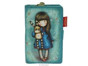 SANTORO - menší peněženka Hush Little Bunny
