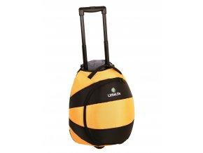 LittleLife dětská cestovní taška Animal Wheelie Duffles Bee