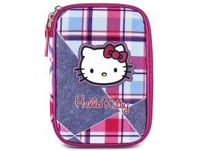 Hello Kitty školní penál jednopatrový Diamond