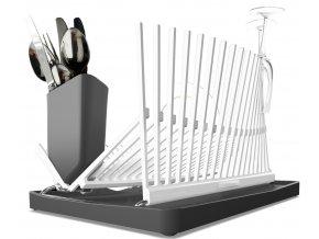 BLACK-BLUM odkapávač Dish Rack bílo-šedý