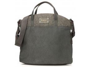 Babymel - multifunkční kabelka GRACE Grey