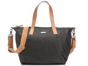 Storksak - multifunkční kabelka NOA Black
