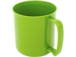 GSI Outdoors plastový hrnek Cascadian Mug zelený