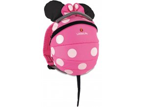 LittleLife Disney batůžek Toddler Daysack Pink Minnie