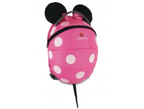 LittleLife Disney batoh Big Daysack Pink Minnie