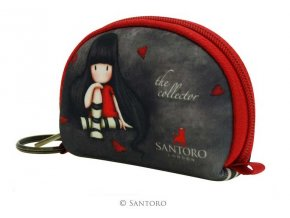 SANTORO - pouzdro/peněženka THE COLLECTOR