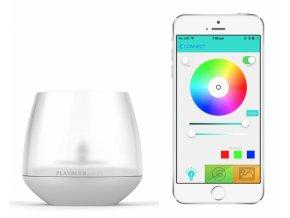 MiPow Playbulb Candle chytrá LED Bluetooth svíčka