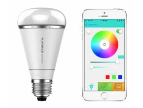 MiPow Playbulb Rainbow chytrá LED Bluetooth žárovka
