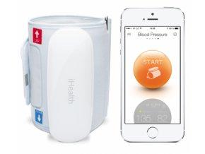 iHealth FEEL BP5 chytrý měřič krevního tlaku