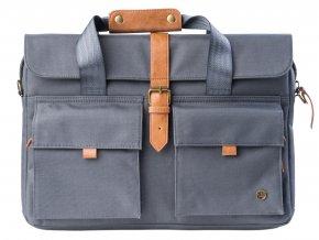 PKG taška Primary Briefcase - šedá