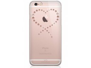 White Diamonds kryt Eternity Rose Gold pro iPhone 6/6S čirý