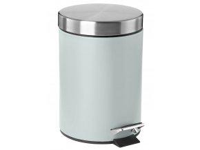 ZONE - pedálový odpadkový koš zelený