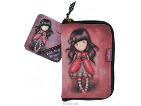 SANTORO - skládací nákupní taška - Ladybird
