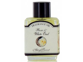 Ashleigh & Burwood - vonný olej ROSE & WHITE OUD